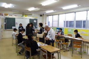 コロンビアインターナショナルスクール 学校説明会 小学課程 公開授業